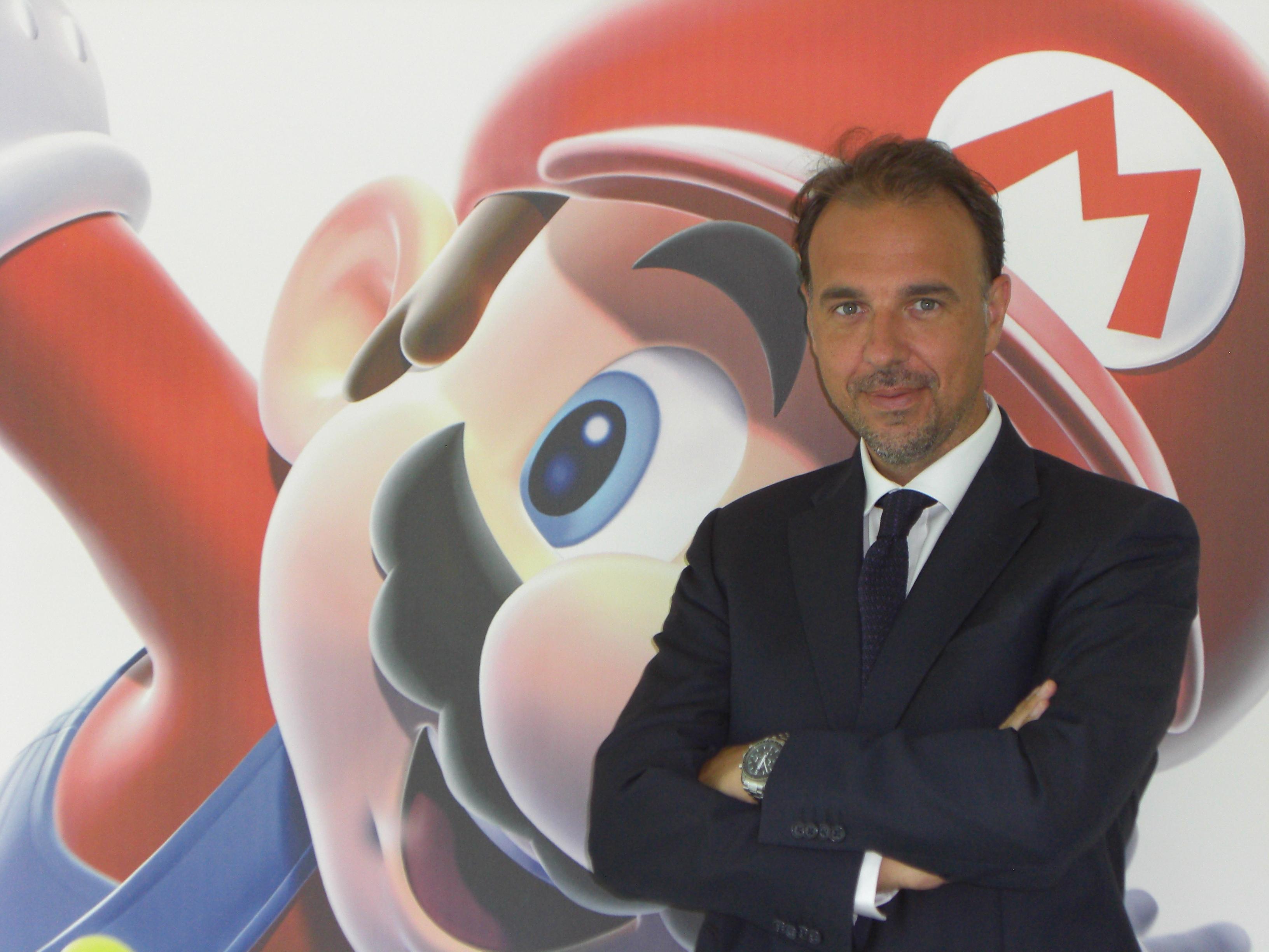 Massimo Bullo Nintendo