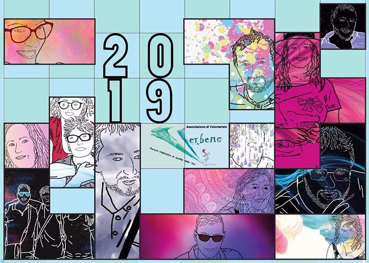 Il calendario 2019 di Ver.Bene