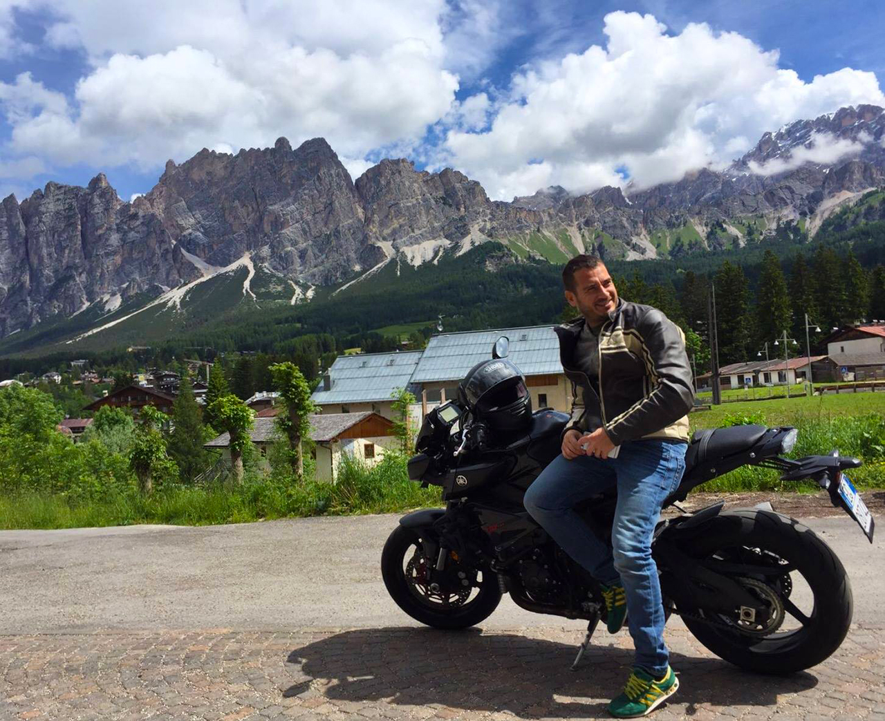 Andrea Colombi Country Manager di Yamaha Italia