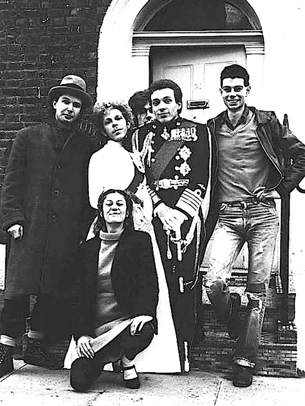 FF 1981, London