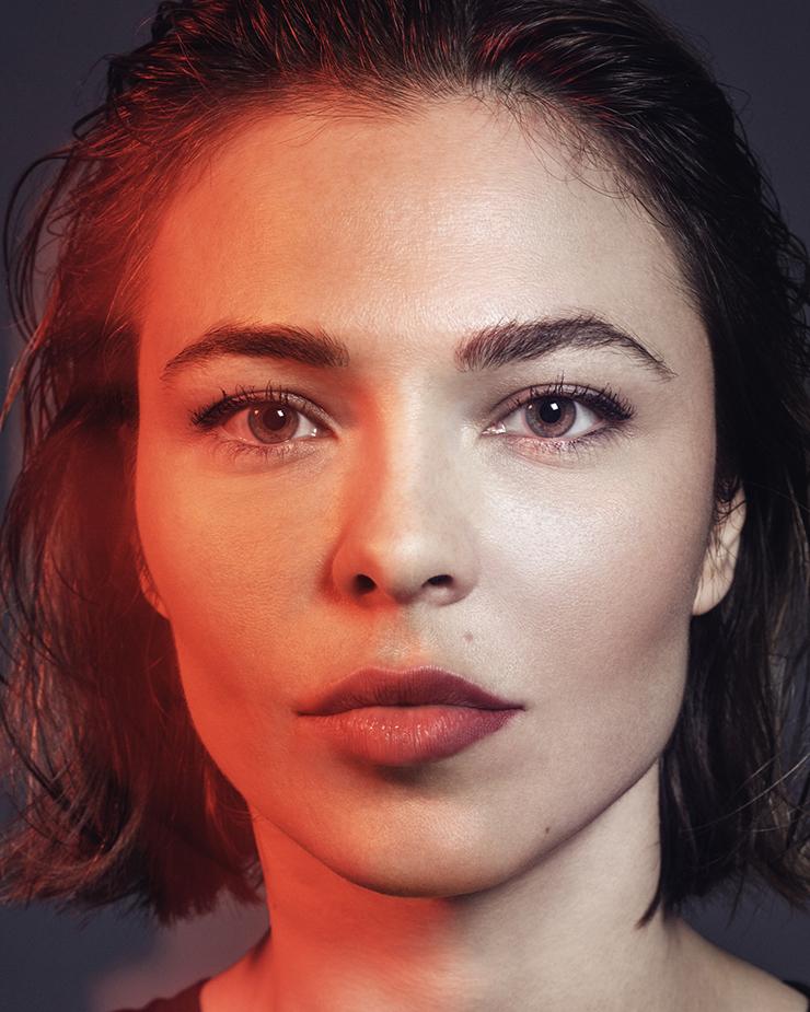 Nina Kraviz | Ph Paola Kudacki