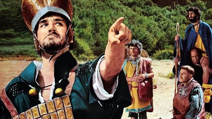 L'armata Brancaleone di Mario Monicelli