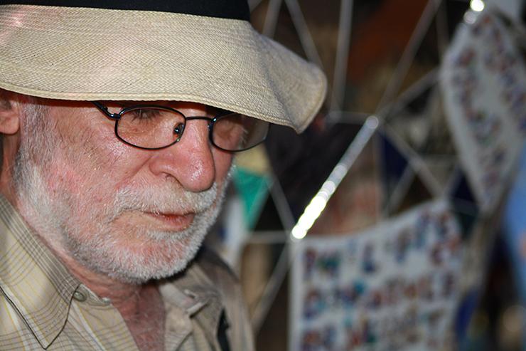 Giuseppe De Matthaeis | Giardino dei Tarocchi, Luglio 2011