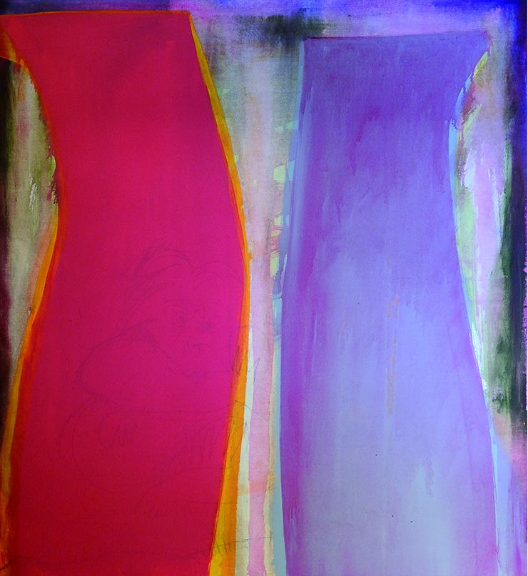 La Donna Sabbia | Progetto paesaggiodonna