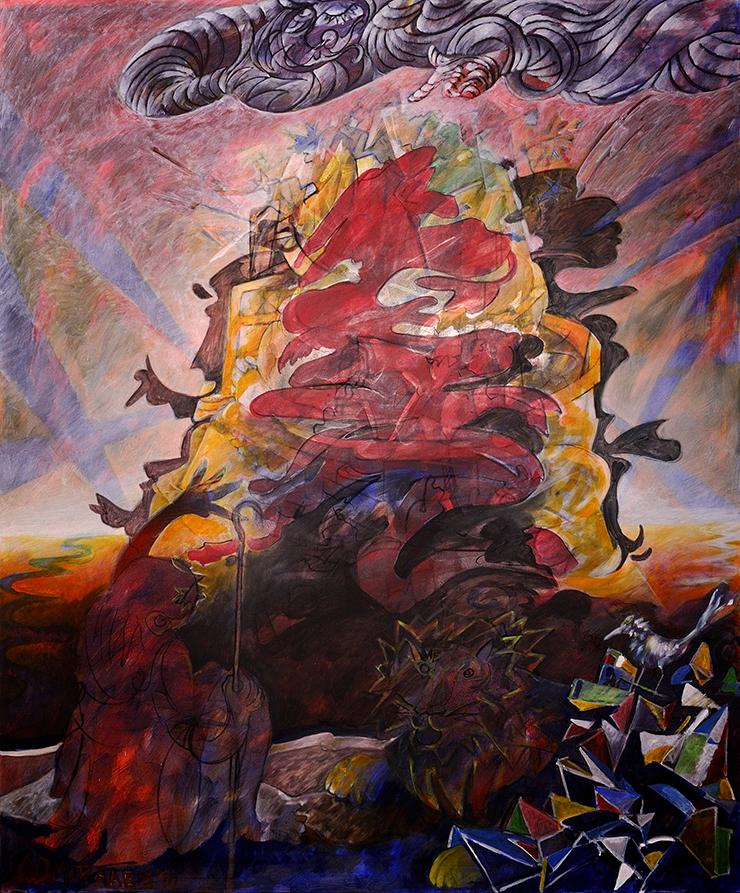 La Torre di Babele di Giuseppe De Matthaeis