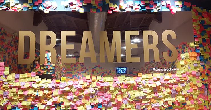 dreamers - Mostra DREAM | Ph Gruppo UFE