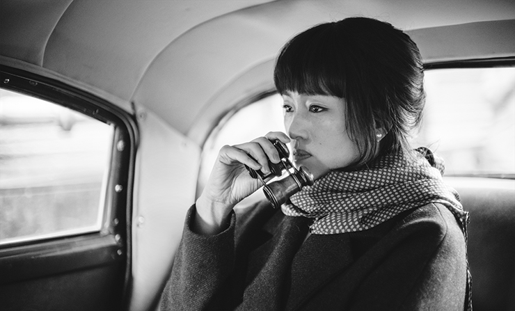 LAN XIN DA JU YUAN Actress Gong Li | Credits Ying Films