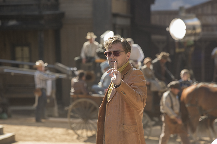 Leonardo DiCaprio star in Once Upon a Time in Hollywood