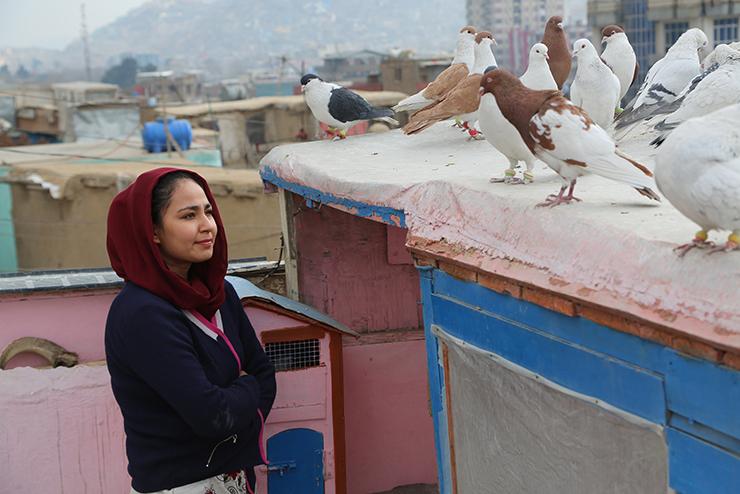 Hava, Maryam, Ayesha di Sahraa Karimi | Ph Credits Shahabi Katayoon - Noori Pictures