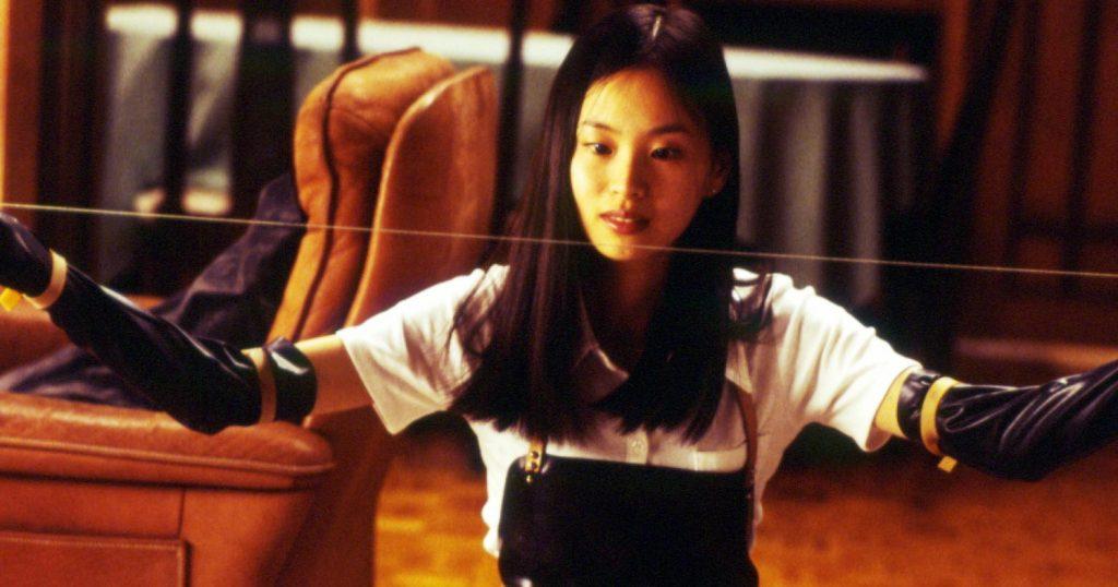 Eihi Shiina nel film Audition