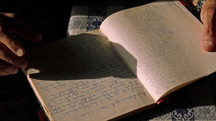 Il diario di Santa Scorese