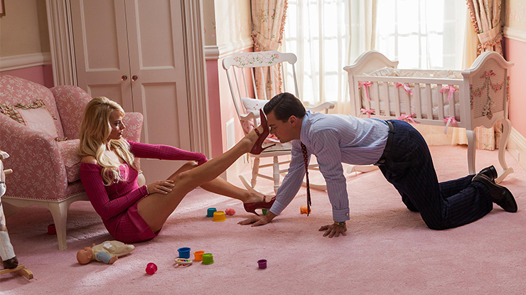 The Wolf of Wall Street | Margot Robbie & Leonardo DiCaprio