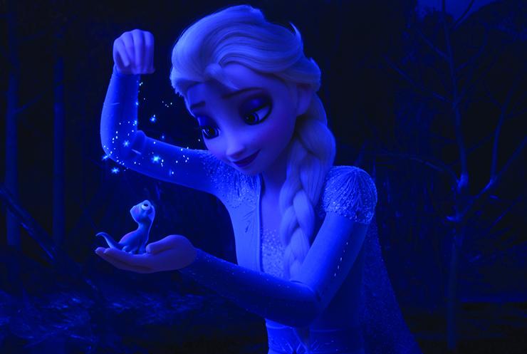 "Frozen II - Il segreto di Arendelle | Walt Disney Animation Studios' ""Frozen 2"" © 2019 Disney All Rights Reserved"