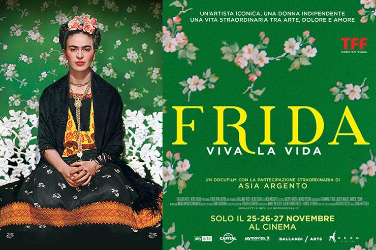 FRIDA. VIVA LA VIDA, il docu-film diretto da Giovanni Troilo