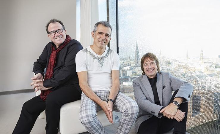 Richard Galliano, Paolo Fresu e Jan Lundgren