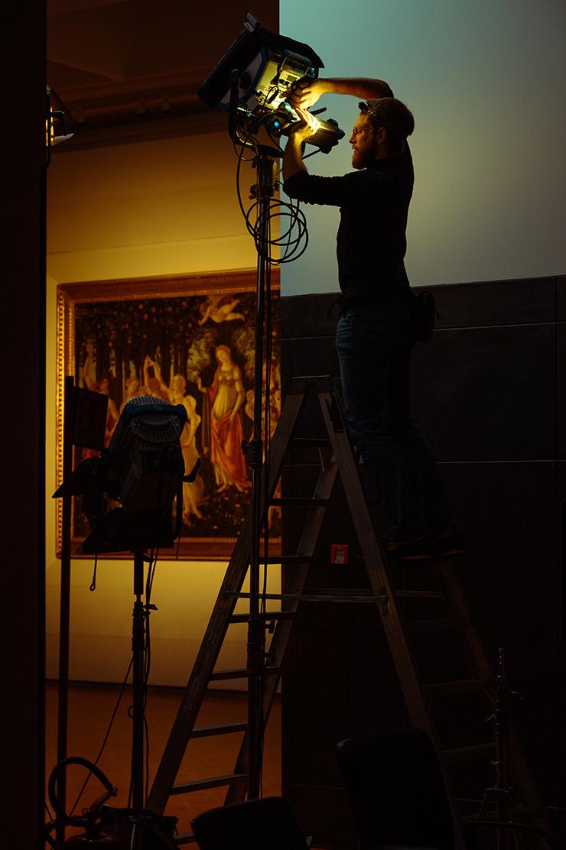 Botticelli - ® Sky - Federica Belli