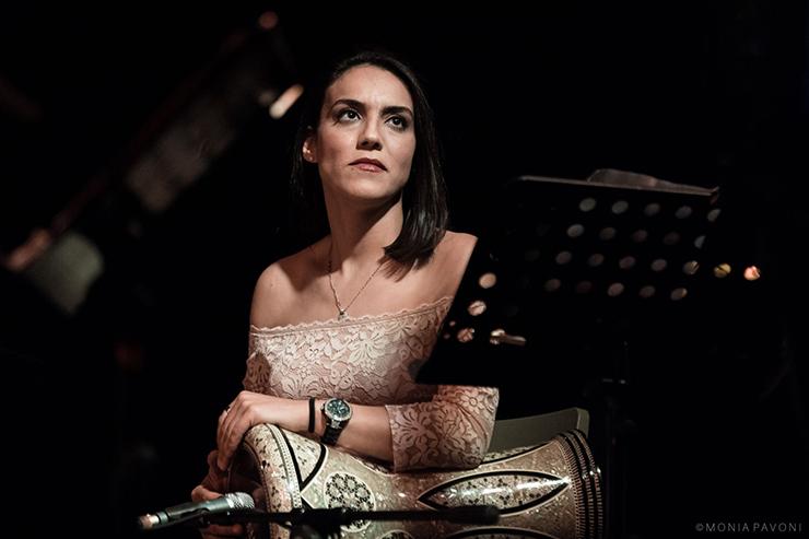 Sana Ben Hamza | Ph Monia Pavoni