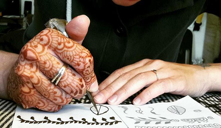 Irie Roots - corso base di henné