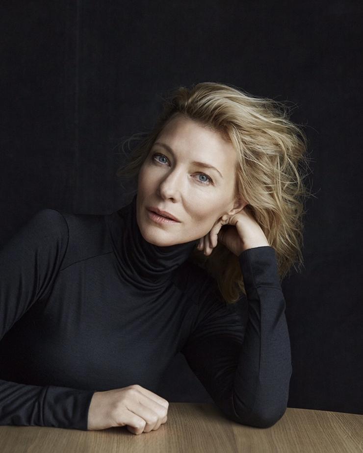 Cate Blanchett | Ph Credits Steven Chee