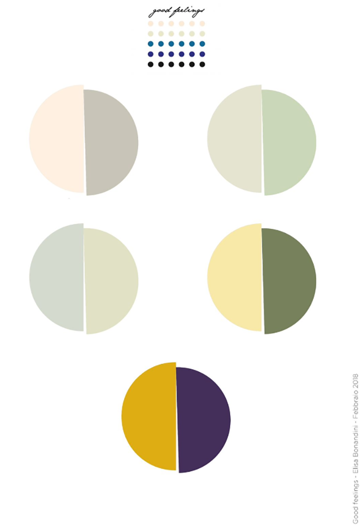 Palette Good Feelings di Elisa Bonandini