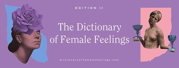 The Dictionary of Female Feeling