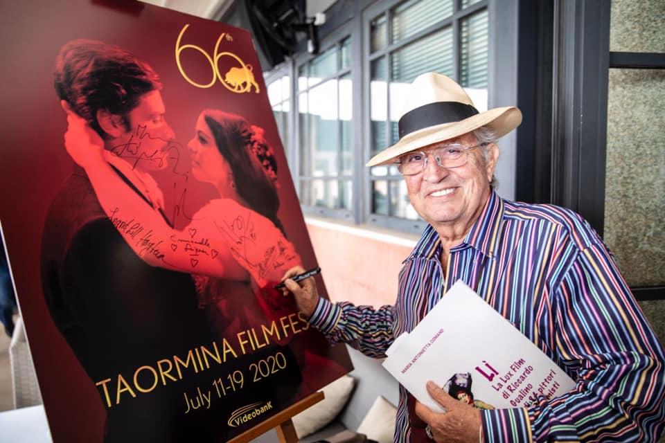 Vittorio Storaro al Taormina Film Fest 2020